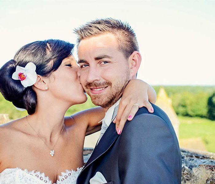 Mariage de Alexandra & Christopher - Photographe de mariage - Normandie
