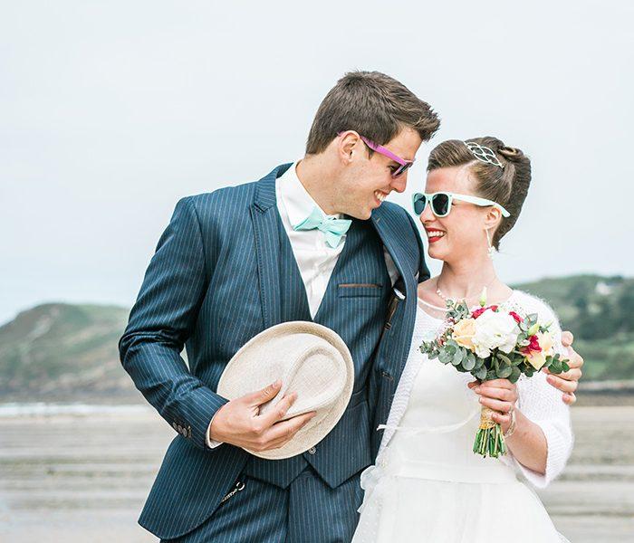 Photographe de mariage à Les Pieux - Normandie