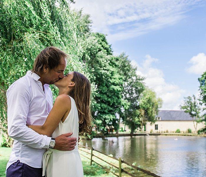 Mariage dans un château privé en Normandie